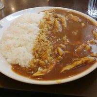 Photo taken at CoCo壱番屋 | Curry House by Iulia F. on 5/25/2014