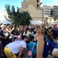 Photo taken at 板橋三丁目縁宿広場 by sseijuro on 7/31/2016