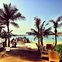 4/19/2013 tarihinde Hessa Al Khalifaziyaretçi tarafından One and Only Royal Mirage Resort'de çekilen fotoğraf