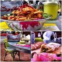 Photo taken at Zaroob Restaurant by Hessa Al Khalifa on 1/22/2013