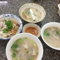 Photo taken at Gimpo Fish Porridge by Thatchaya T. on 12/29/2012