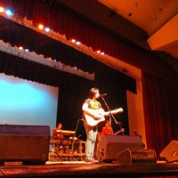 Photo taken at Colden Center Auditorium by Carlo Z. on 4/14/2013