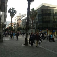 Photo taken at Corso Vittorio Emanuele by Paoletta M. on 4/29/2013