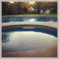 Photo taken at Hotel Castillo Blanco by Mio Caro B. on 8/12/2013