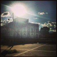 Photo taken at Stazione FS Bagheria by Mio Caro B. on 12/4/2013