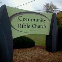 Photo taken at Community Bible Church (CBC) by David S. on 10/16/2012