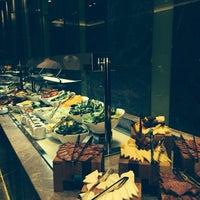 Photo taken at Radisson Blu Hotel & Spa Istanbul Tuzla by Lerzan E. on 1/4/2014