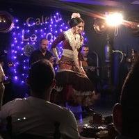 Foto tomada en Tablao Flamenco Cafetín La Quimera por Pat C. el 7/5/2016