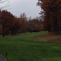 Photo taken at Oak Hills Park Golf Course by Anna G. on 11/9/2013