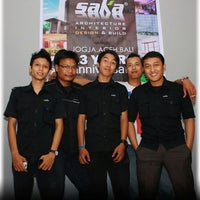 Photo taken at Saka (Jogja Office) - PT. Indosaka Prima by Ezza L. on 7/24/2013
