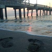 Photo taken at Dania Beach Pier by Geo R. on 5/24/2013