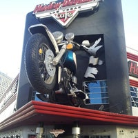 Photo taken at Harley-Davidson Cafe by Rebel S. on 3/2/2013