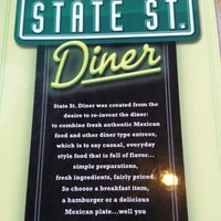 Photo taken at State Street Diner by Jen S. on 3/19/2015