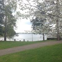Photo taken at Vår Gård by Anton K. on 5/8/2015