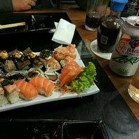 Photo taken at SuShiBar Mallet Grill by Michael A. on 8/8/2016