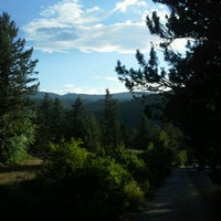 Photo taken at Jellystone of Estes Park by Ethan B. on 8/1/2013