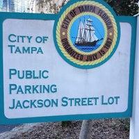 Photo taken at Jackson Street Lot by Jim on 1/26/2013
