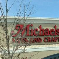 Photo taken at Michaels by Giu on 4/9/2013