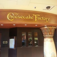 Photo taken at The Cheesecake Factory by Moataz A. on 5/23/2013