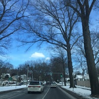Photo taken at VFW Parkway by Moataz A. on 2/13/2016