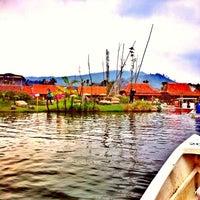 Photo taken at Floating Market Lembang by peny b. on 3/24/2013