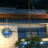 Photo taken at Badan Narkotika Nasional (BNN) Bali by gus b. on 4/27/2013