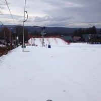 Photo taken at Pat's Peak Ski Area by Loren F. on 12/28/2014