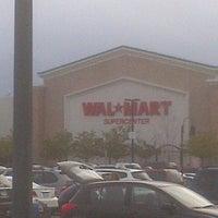 Photo taken at Walmart Supercenter by Curt S. on 10/13/2012