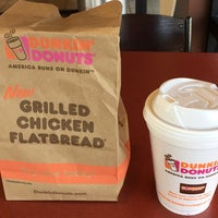 Photo taken at Dunkin Donuts by Jerry T. on 11/15/2014