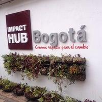 Photo taken at HUB BOGOTA by Natalia on 10/18/2014