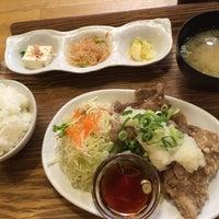 Photo taken at わたしの食卓 白島店 by torika と. on 3/15/2017
