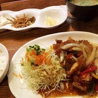 Photo taken at わたしの食卓 白島店 by torika と. on 11/7/2016