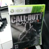 Photo taken at GameStop by Karen C. on 11/19/2012