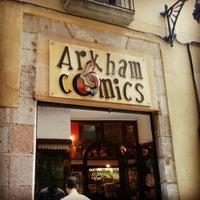 Photo prise au Arkham Comics par David C. le11/3/2012