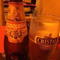 Photo taken at El Gran Inka Brickell by Luisger L. on 11/22/2012