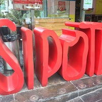 Photo taken at Sipote Burrito by Luisger L. on 6/5/2014