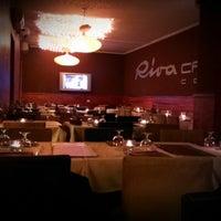 Photo taken at Riva Café by princess_aurora on 12/13/2012