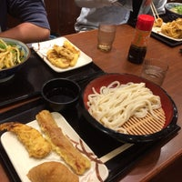 Photo taken at 丸亀製麺 水口店 by 平野岳 on 5/27/2017