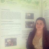 Photo taken at Ifsc - Auditório by Dayane K. on 9/3/2014