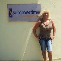 Photo taken at Summer Time Village Corfu by Mircea S. on 7/14/2013