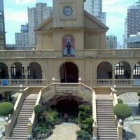 Photo taken at Colégio Marista Arquidiocesano de São Paulo by Roney M. on 10/28/2012