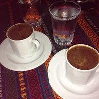 Photo taken at Çınar Cafe by Meral Balcı on 11/6/2012