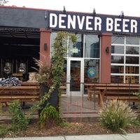 9/25/2012 tarihinde Kevinziyaretçi tarafından Denver Beer Co.'de çekilen fotoğraf