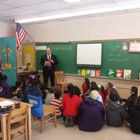 Photo taken at Montessori School 31 by Chris A. on 3/4/2014