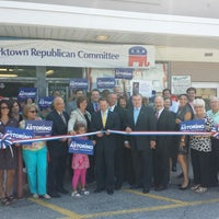 Photo taken at Yorktown Republican Town Committee Headquarters by Chris A. on 8/17/2013