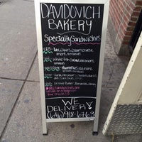 Photo taken at Davidovich Bagel Shop NYC by Davidovich Bagel Shop NYC on 11/16/2013