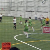 Photo taken at Maryland SoccerPlex by F.L. D. on 12/10/2012