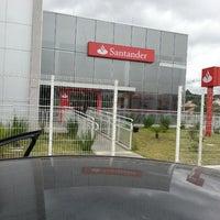 Photo taken at Santander by Feroldi L. on 4/12/2013