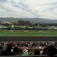 Photo taken at Golden Gate Fields by Gregg N. on 8/18/2013
