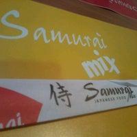 Foto tirada no(a) Samurai Mix por Elison A. em 11/14/2012